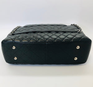 CHANEL Large Adjustable Chain Flapbag