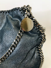 Load image into Gallery viewer, Stella McCartney Blue Falabella Small Tote Bag