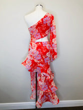 Load image into Gallery viewer, Alexis Sabetta Floral Dress Sizes S and M