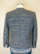 Load image into Gallery viewer, CHANEL Tweed Jacket Size 42