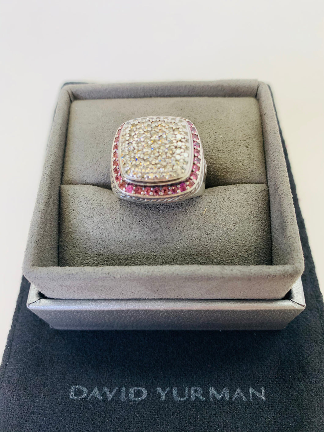 David Yurman Albion Ring Size 7