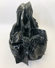 Load image into Gallery viewer, Valentino Garavani Large Python Nuage Bow Bag