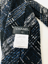 Load image into Gallery viewer, CHANEL Tweed Tie Scarf
