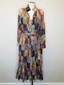 Zimmerman Ninety Six Smock Dress Size 3