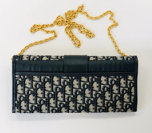 Christian Dior 30 Montaigne Pouch With Chain