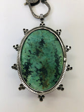 Load image into Gallery viewer, Rainey Elizabeth Turquoise Pendant
