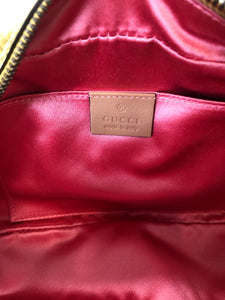 Gucci GG Marmont Pearly Studded Small Cross Body Bag