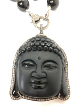 Load image into Gallery viewer, Rainey Elizabeth Buddha Pendant