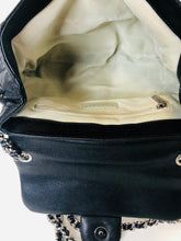 Load image into Gallery viewer, CHANEL Black Medium Chain Around Messenger Bag