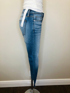 Current/Elliott The Turnt Ankle Skinny Stiletto Jeans Sizes 23, 26, 27, 28 and 29