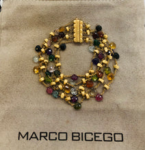 Load image into Gallery viewer, Marco Bicego Paradise Five Strand Bracelet