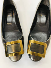 Load image into Gallery viewer, Roger Vivier Ballerina Flats Size 39