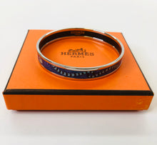 Load image into Gallery viewer, Hermès Bangle Bracelet size 65