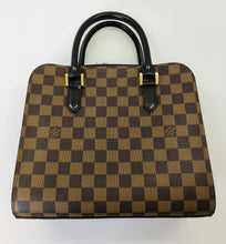 Load image into Gallery viewer, Louis Vuitton Triana Top Handle Bag