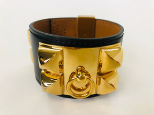 Hermès Collier de Chien Bracelet size Medium