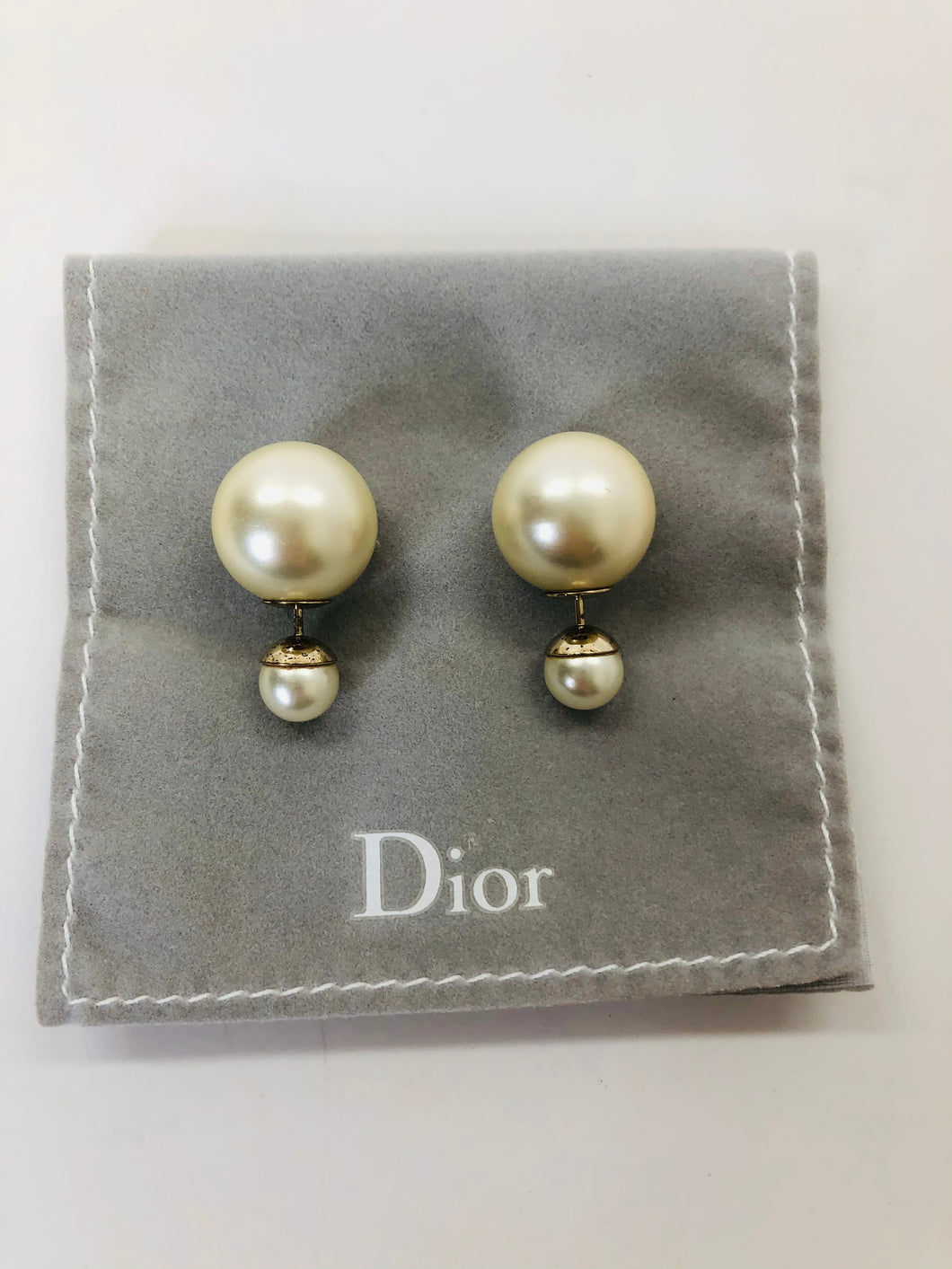 Christian Dior Tribales Earrings