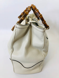 Gucci Diana Medium Bamboo Handle Tote Bag