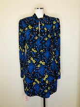 Load image into Gallery viewer, Self Portrait Wildflower Print Dress Size 6