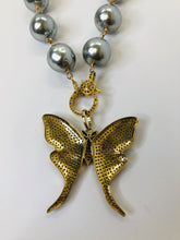 Load image into Gallery viewer, Rainey Elizabeth Butterfly Pendant