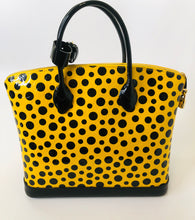 Load image into Gallery viewer, Louis Vuitton and Yayoi Kusama Limited Edition Lock It MM MV Dots Bag
