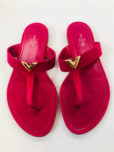 Louis Vuitton Bahiana Thong Sandals size 38