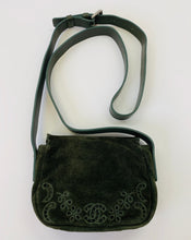 Load image into Gallery viewer, CHANEL Floral Eyelet Messenger Bag