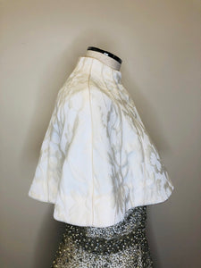 Alexis Fiah Cape Sizes XS and S