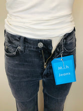 Load image into Gallery viewer, M.I.h Daily High Rise Straight Jeans Sizes 25 and 26