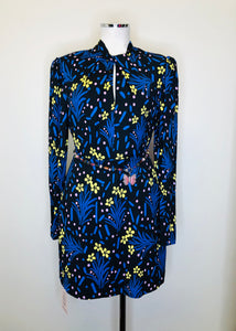 Self Portrait Wildflower Print Dress Size 6