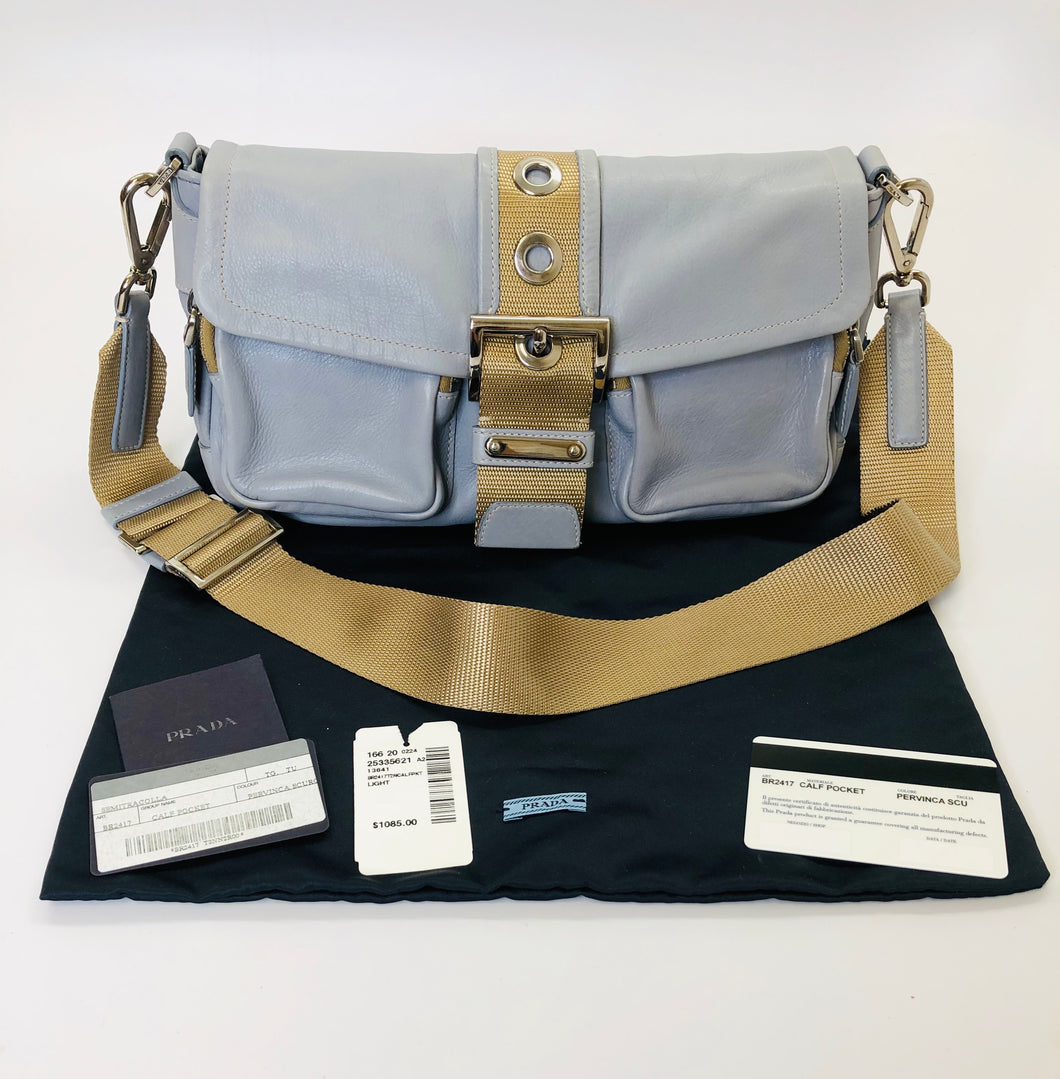 Prada Convertible Strap Bag