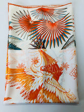 Load image into Gallery viewer, Hermès Mythiques Phoenix Square Silk Scarf 90