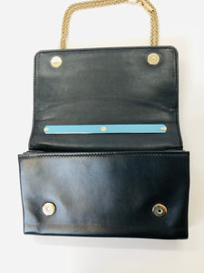 Valentino Garavani Black Va Va Voom Small Cross Body Bag