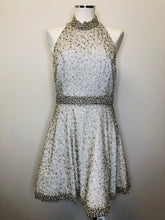 Load image into Gallery viewer, Alice and Olivia Beaded Dress Size 10