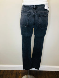 M.I.h Daily High Rise Straight Jeans Sizes 25 and 26