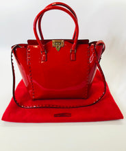 Load image into Gallery viewer, Valentino Garavani Medium Rockstud Shopper Tote Bag