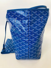 Load image into Gallery viewer, Goyard Sky Blue St. Louis PM Tote