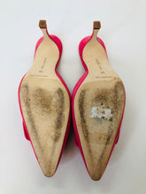Load image into Gallery viewer, Manolo Blahnik Maysale Mules Size 39