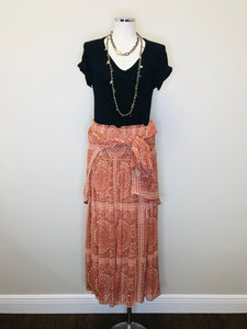Zimmerman Crinkle Maxi Skirt Sizes 0 and 1