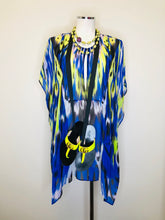 Load image into Gallery viewer, Just Cavalli Multicolor Calftan Size Small