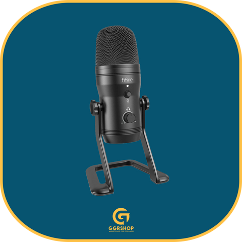 USB Microphone for Podcasts