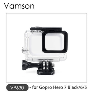 Underwater Waterproof Case for Action Cam