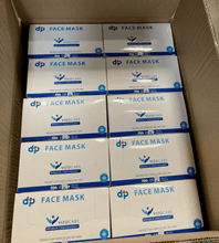 Load image into Gallery viewer, Mask Disposable, Level 2, 4-Ply >99% (Box of 50)