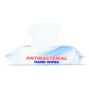 Wipes, Antibacterial Hand, 90 sheets (12 packs per case)
