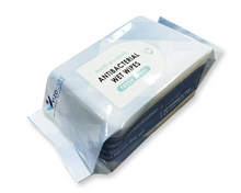Load image into Gallery viewer, Wipes, Bactericidal, 50 sheets (50 packs per case)