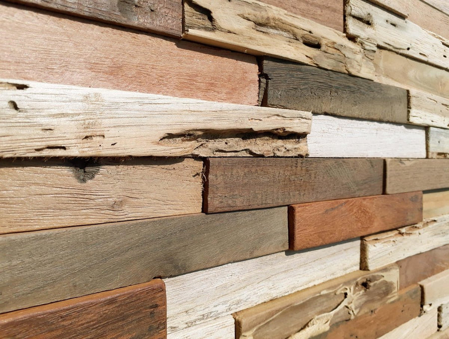 3D Wall Panels | Reclaimed Wood - Original Rustic