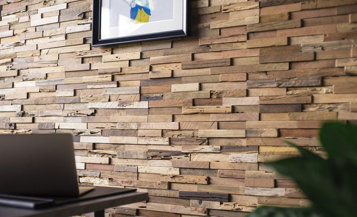 Original Rustic-3D WOOD PANELS-Woody Walls