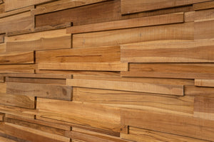 Long 3D Wall Panels - Canyon-3D WOOD PANELS-Woody Walls