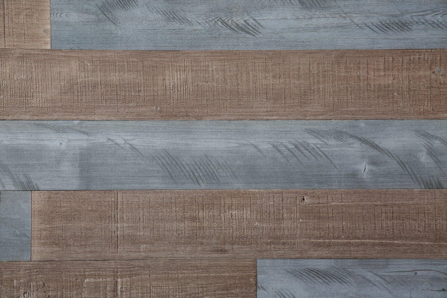 Natural Gray, Warm Sand. Real Wood (Pine) + Easy to Install