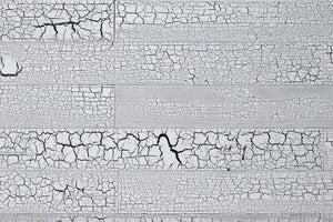 Peel and Stick Planks - Cracked White