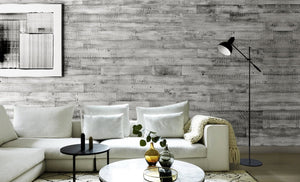 Reclaimed Wood Planks - Whitewash-Reclaimed Wood Planks-Woody Walls